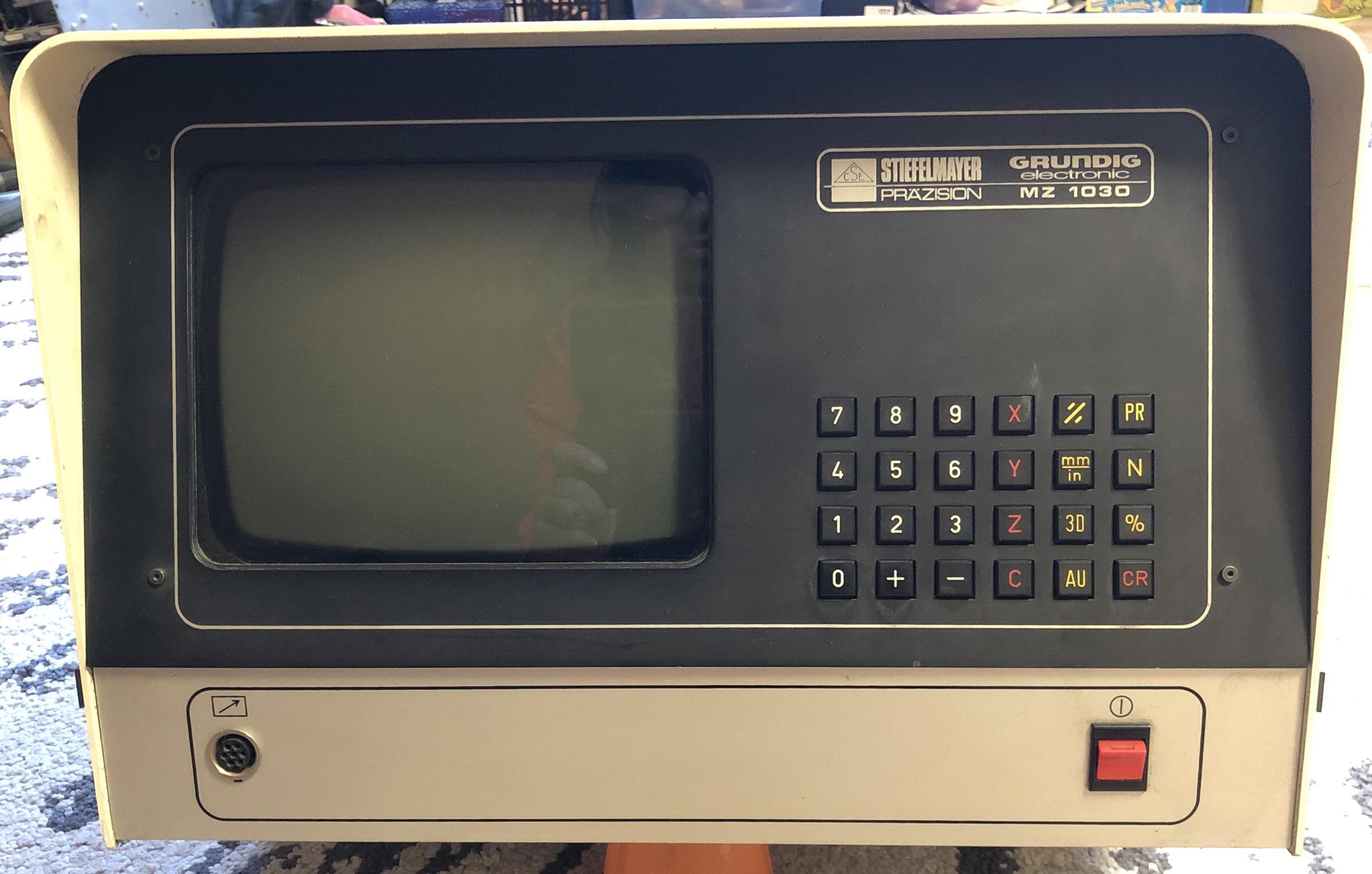 Grundig MZ 1030