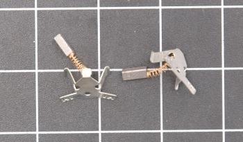 Kohlebürsten passend für Siemens Tachogenerator