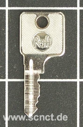 Schlüssel passend für Deckel Dialog 1-12 Steuerung