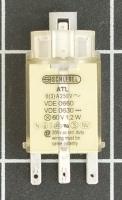 Schaltelement für Contour 1-3 Bedienpult mit Lampenfassung