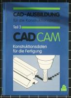 CAD-Ausbildung Teil 3 CADCAM