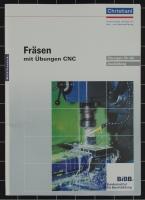 Christiani Fräsen mit Übungen CNC