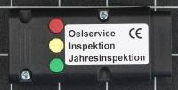 Serviceintervall Rücksteller passend für BMW Fahrzeuge mit OBD-2 Stecker