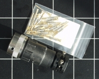 23-poliger Steckverbinder für Handsteuerpult bzw. E.- Handrad