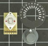 Siemens 6FC9301-0DD20 Drehschalterteilesatz