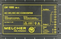 Melcher LM1000 MK2 LM 1001-7R