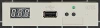 USB Floppy Ersatz 1,44MB grau
