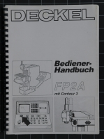 Deckel Bediener-Handbuch FP2A mit Contour-3