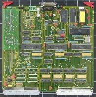 Deckel NBP02 Bedienpult-Prozessor-Karte