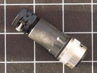 12-Poliger Steckverbinder für Tachogenerator