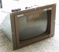 Maho CRT Color Monitor 432/10