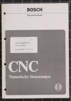 Bosch CC 100 M Benutzerhandbuch