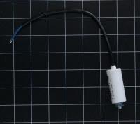 Anlaufkondensator rund passend für Deckel Schaltschranklüfter / Wärmetauscher