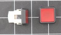 Tasteroberteil rot passend für verschiedene Heidenhain Steuerungen