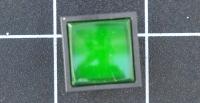 Tasteroberteil für Deckel Contour 1-3 Bedienpult grün