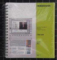 Heidenhain iTNC 530 Benutzer-Handbuch DIN/ISO Programmierung SW03
