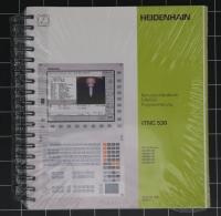 Heidenhain iTNC 530 Benutzer-Handbuch DIN/ISO Programmierung SW08