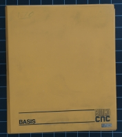 EMCO Compact 5 CNC User Manual Basis. Ref. Nr. EN2016