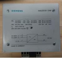 Siemens Netzteil 4AV2600-2AB