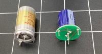 Adapter von 2-pol Elko auf 4-pol Becherelko
