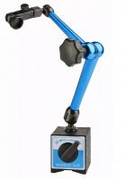 Magnetisches Meßstativ mit Zentralklemmung blau